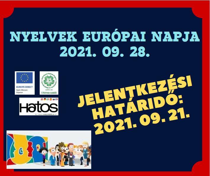 Nyelvek Európai Napja
