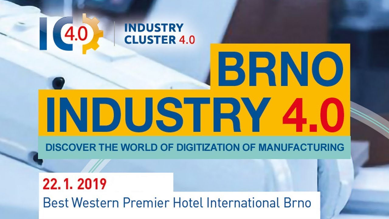 Brno Industry 4.0 – smart manufacturing