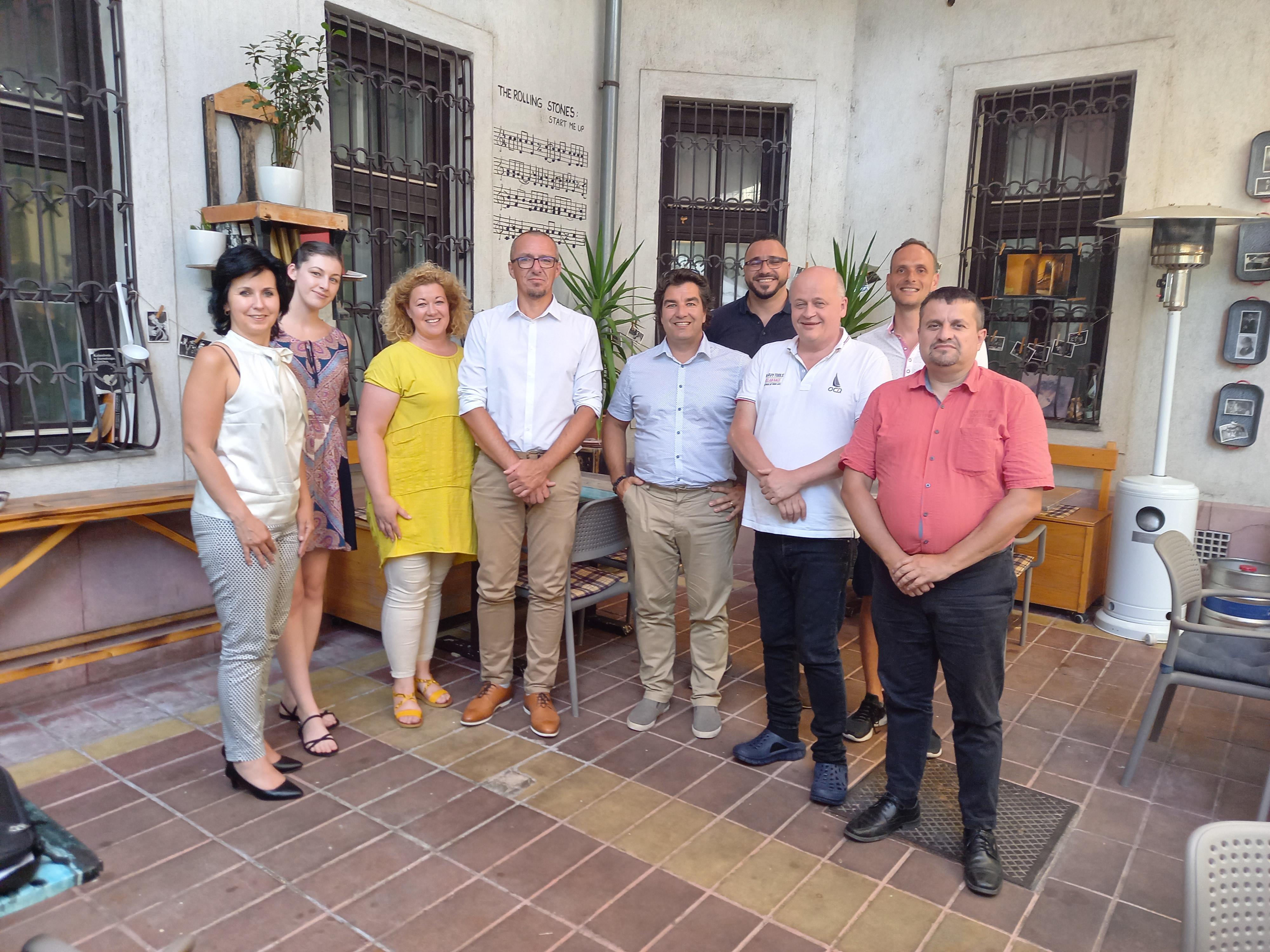 Félévzáró elnökségi ülést tartott a kamara győri térségi elnöksége