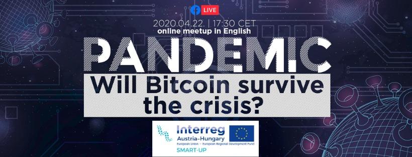 Will Bitcoin survive the crisis? – Nemzetközi online esemény beszámoló