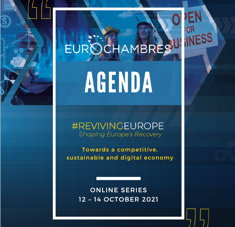 Agenda – Reviving Europe