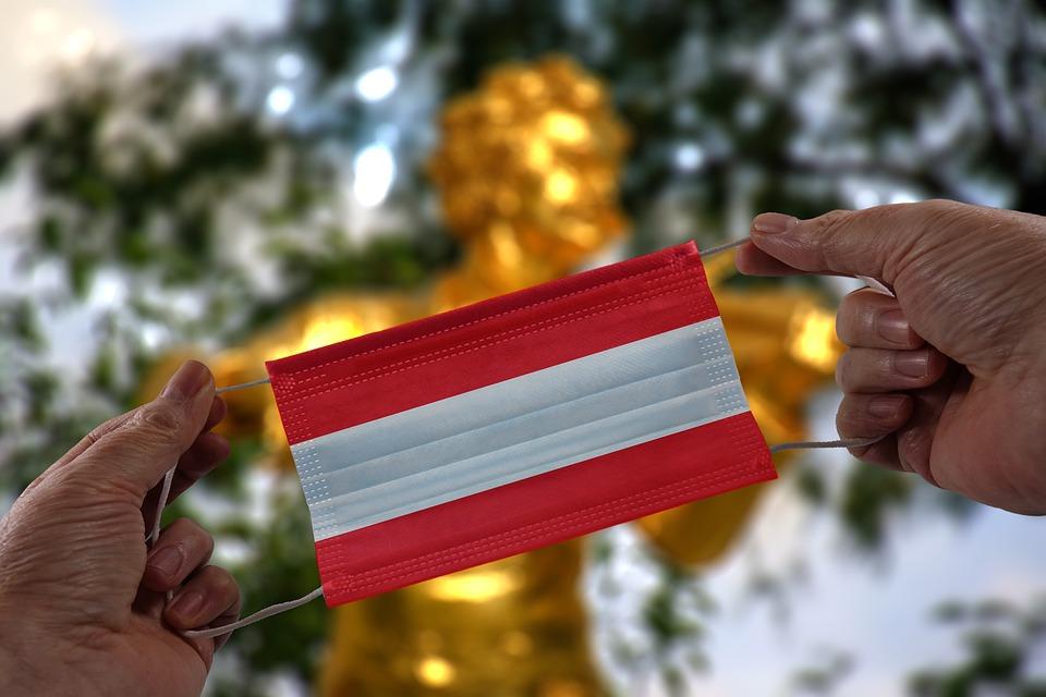 Ausztriai hírek – Lockdown 3 tartományban