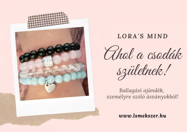 Lora's Mind Ékszer