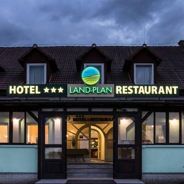 Land-Plan Hotel*** & Restaurant