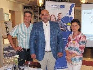Szeptemberi klubtalálkozó burgenlandi partnerekkel