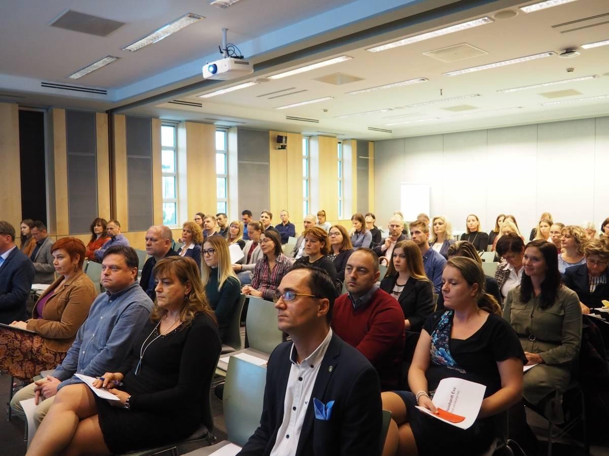 Nagysikerű KKV és HR konferenciát szerveztünk a kamarában