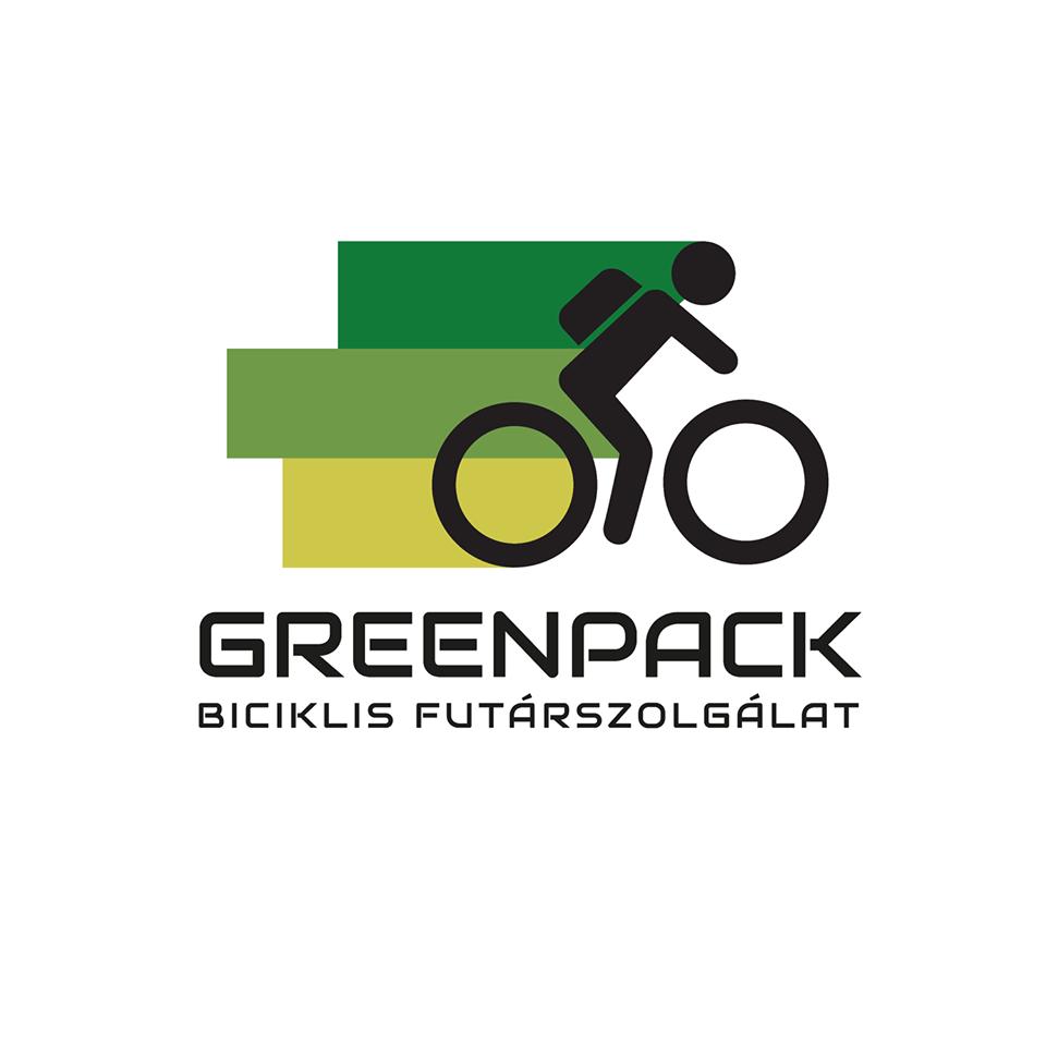 Greenpack biciklis futárszolgálat Győr