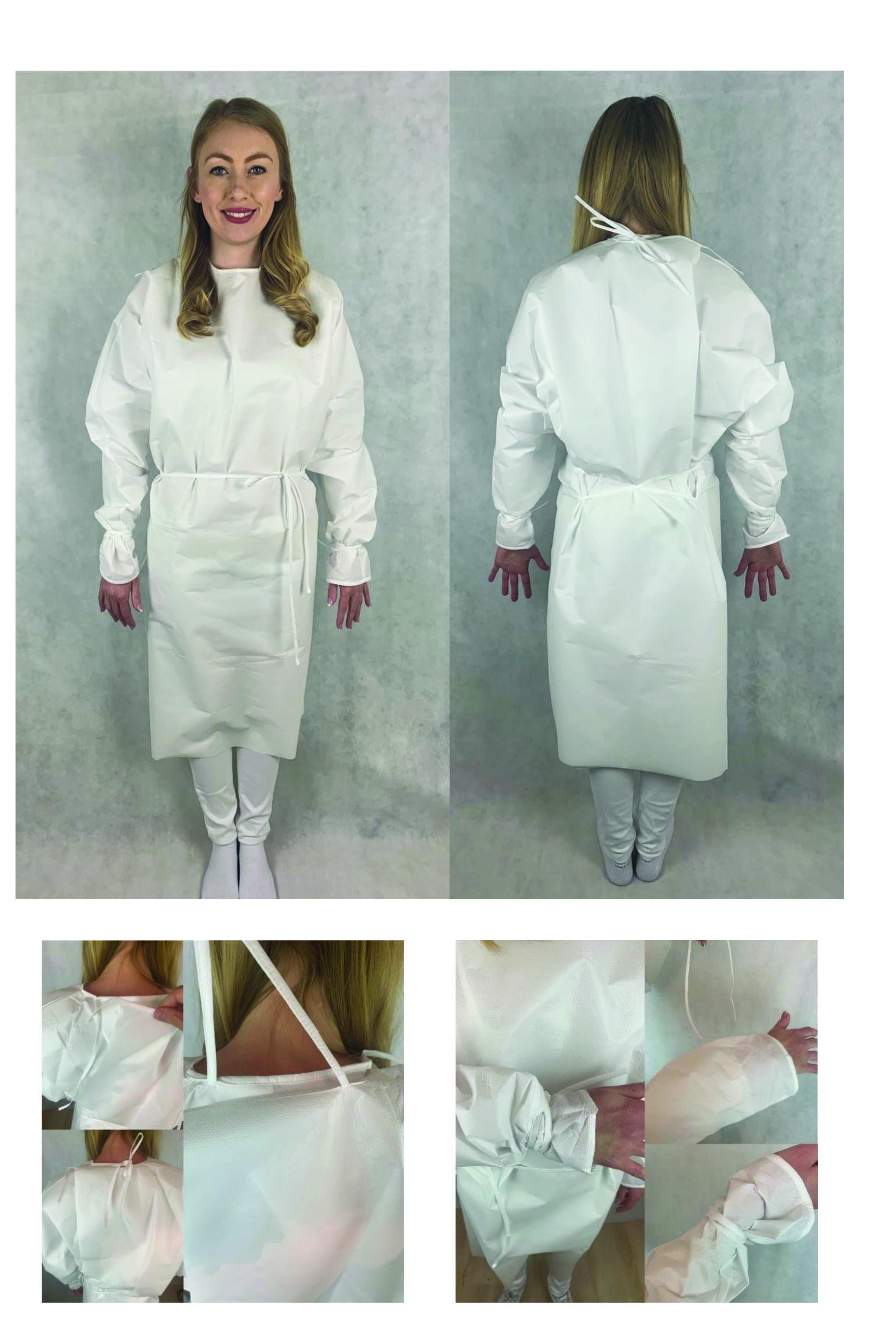 Lachmann – Öltöny helyett orvosi ruházat
