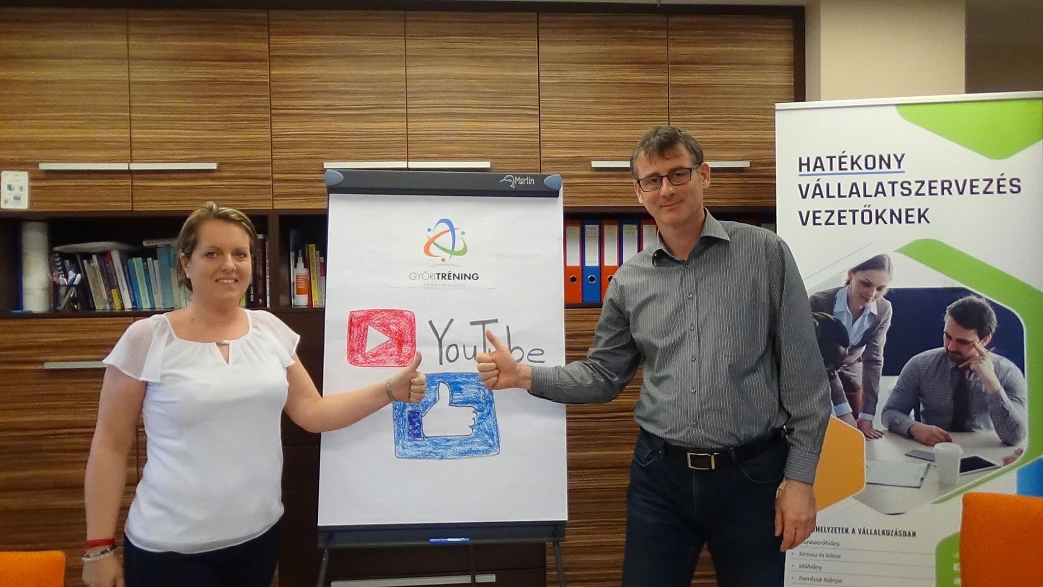 Kríziskezeléssel kapcsolatos videósorozatot indított a Győri Tréning