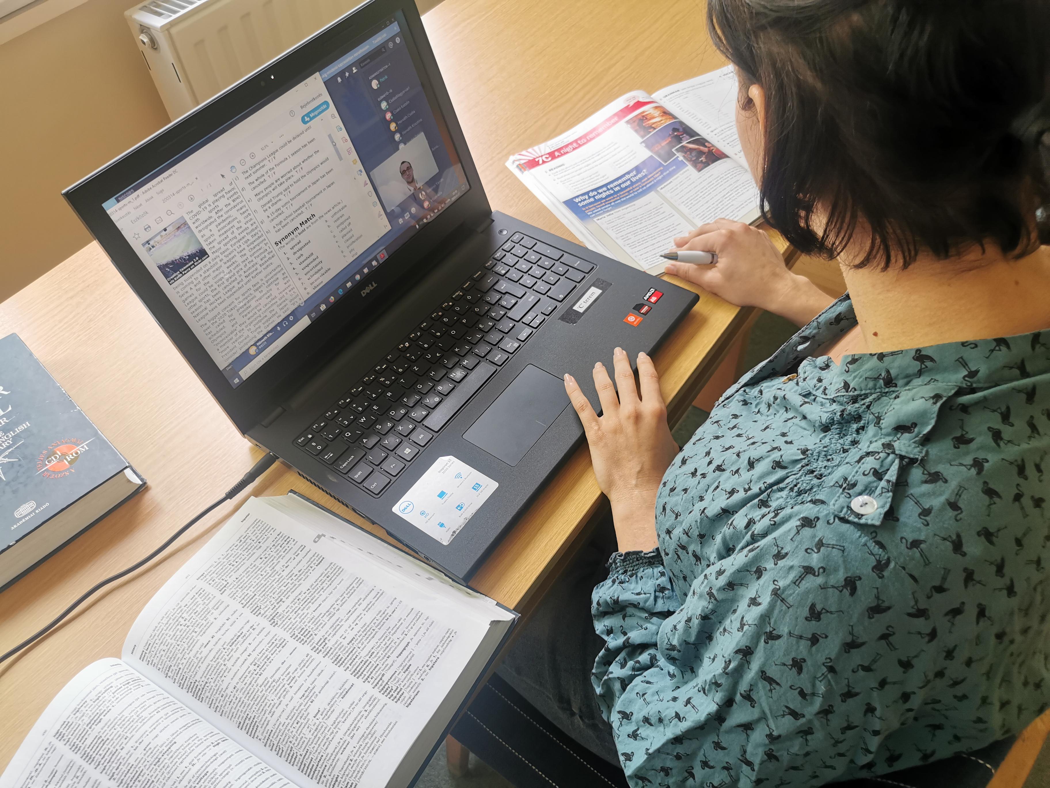 Oxford Nyelviskola: Kontakt helyett online – alternatív lehetőség a nyelvoktatásra