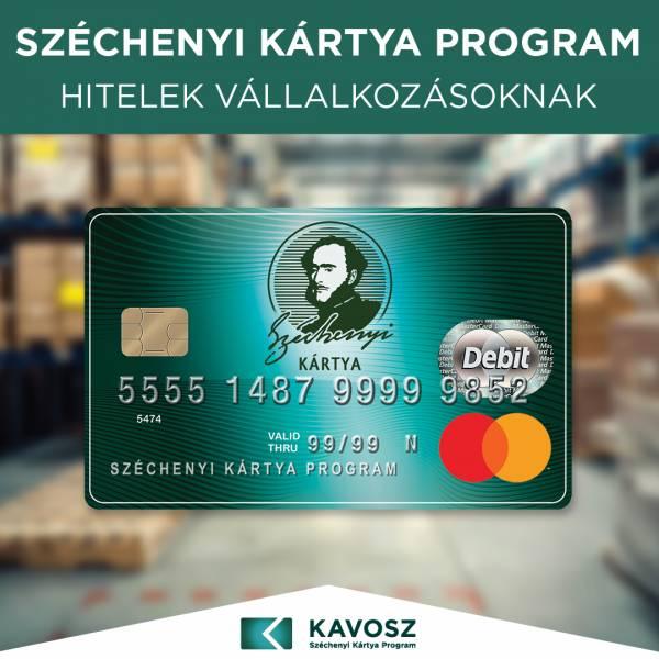 Széchenyi Kártya újraindítási program