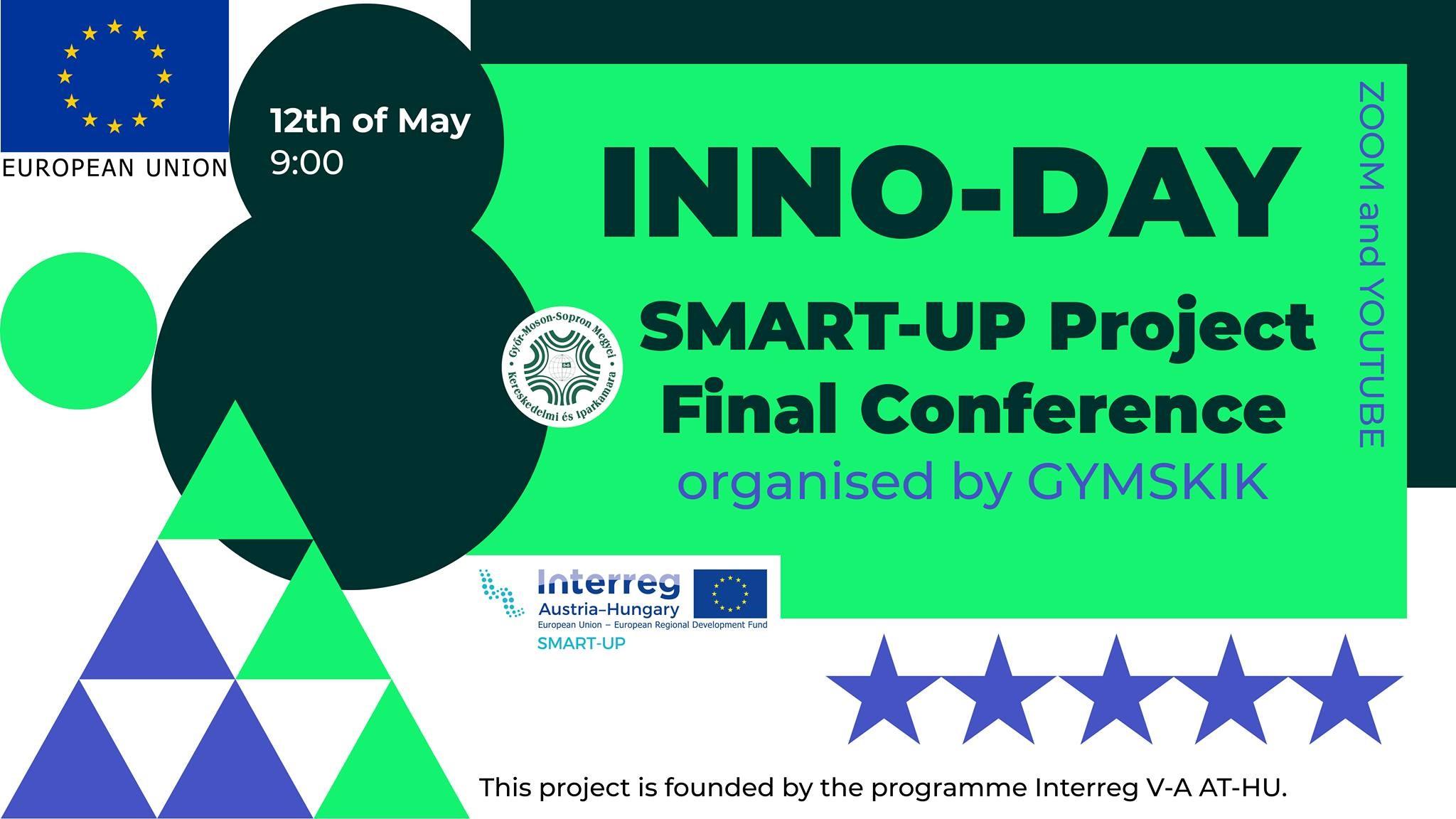 Inno-Day a legismertebb európai startup szereplőkkel