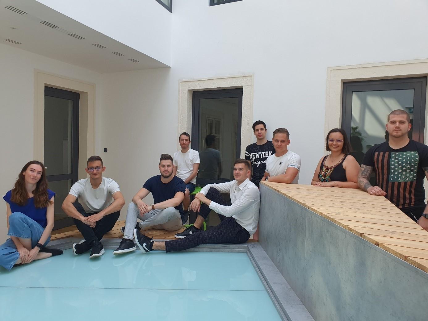 A SZE hallgatói is segítik Budapest legnagyobb egészségügyi fejlesztését