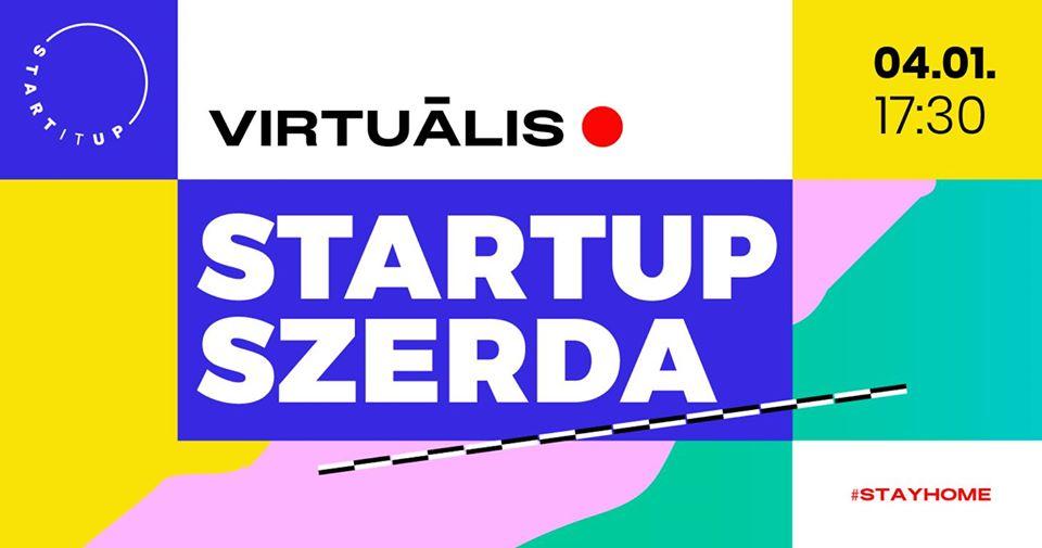 Legyen részese Ön is Győr első Virtuális Startup Szerdájának!