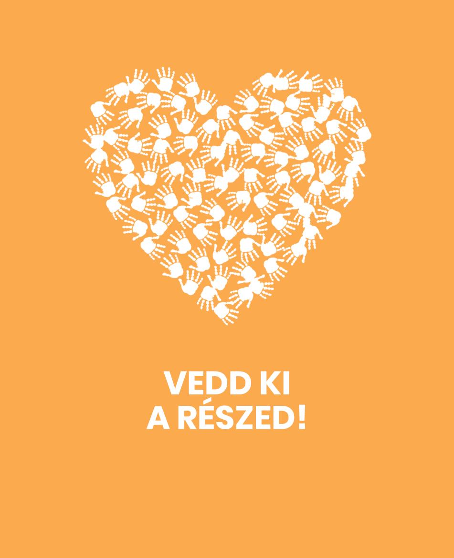 Önkéntesség Magyarországi Éve 2021 – Vedd ki a részed!